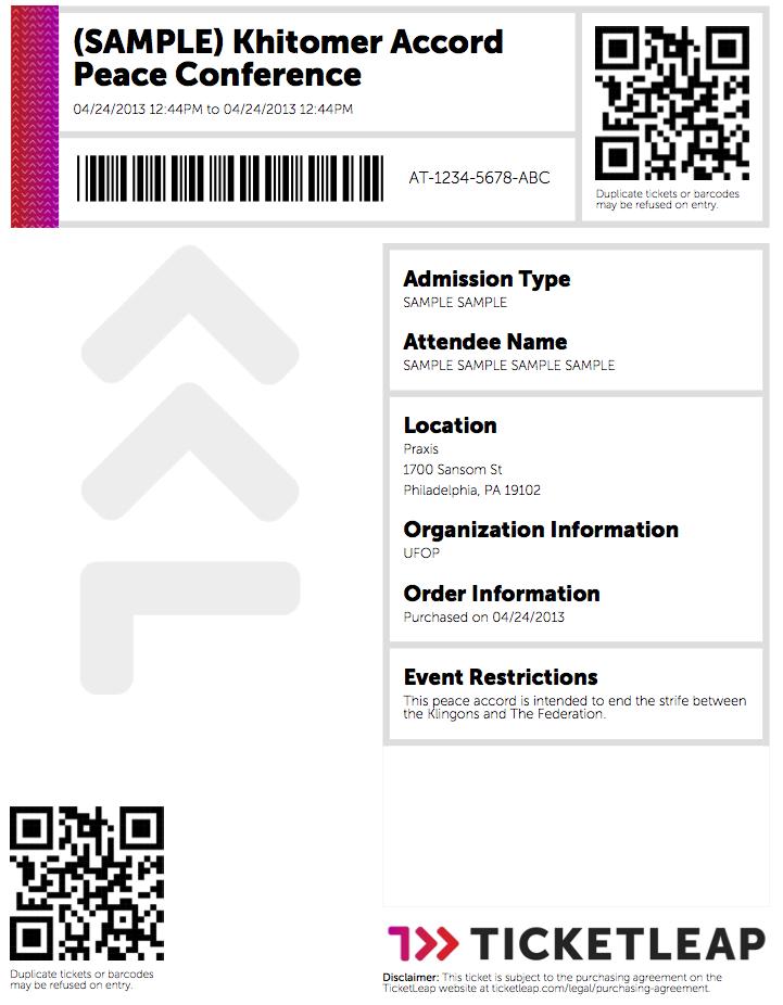 ticketleap ticket examples ticketleap